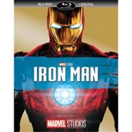 Iron Man Blu-ray + Digital Copy