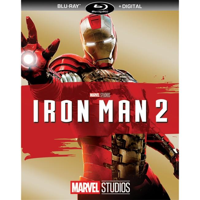 Iron Man 2 Blu-ray + Digital Copy