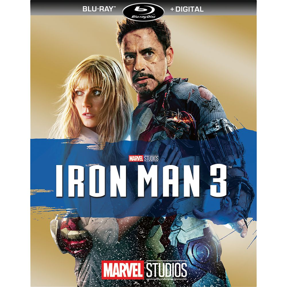 Iron Man 3 Blu-ray + Digital Copy
