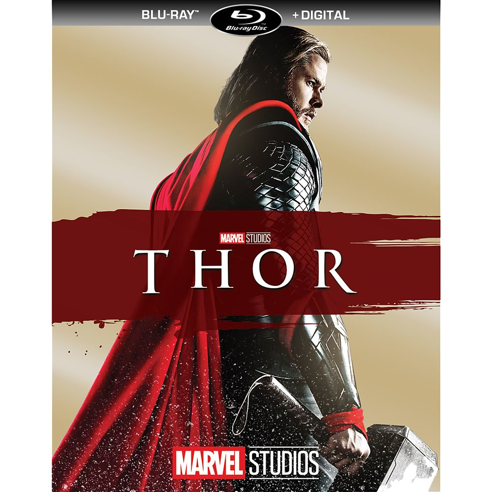 Thor Blu-ray + Digital Copy Official shopDisney