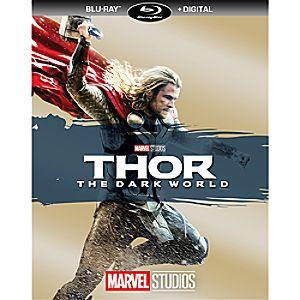 Thor: The Dark World Blu-ray + Digital Copy 7745055552393P