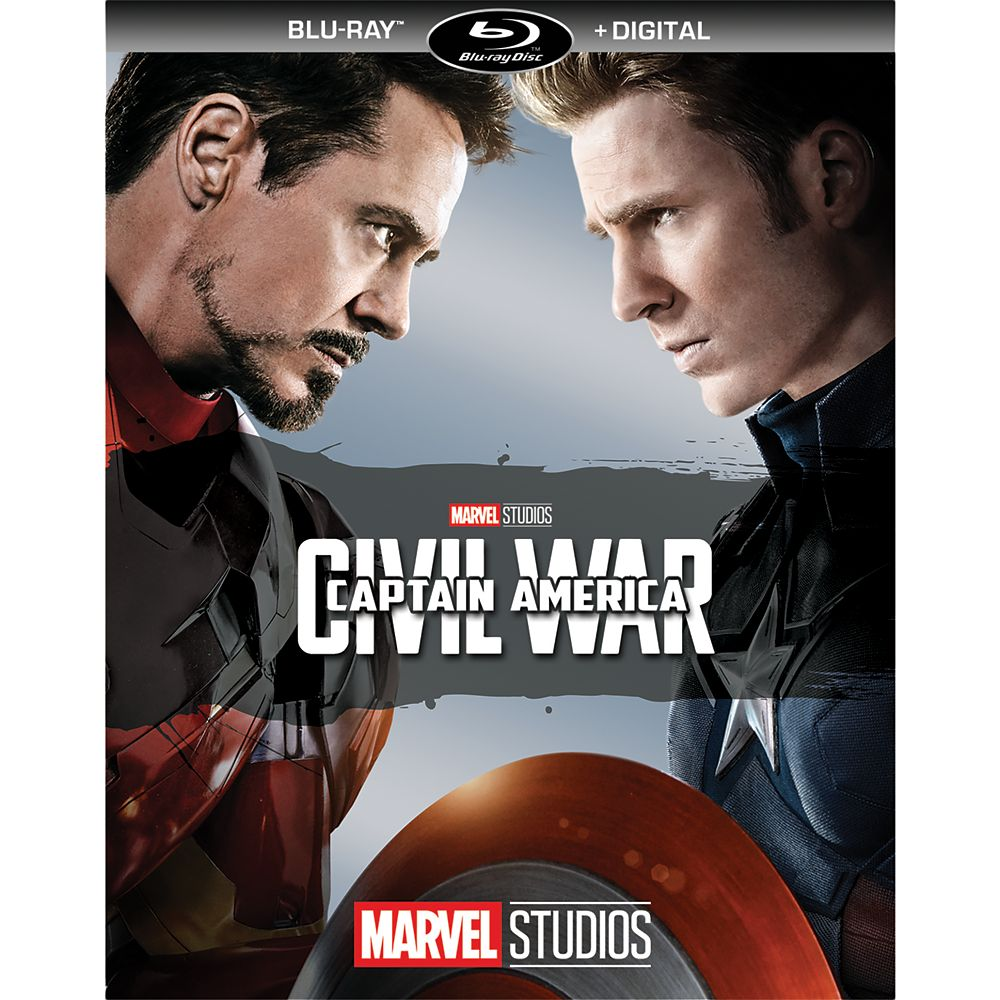 Captain America: Civil War Blu-ray + Digital Copy