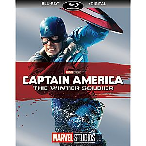 Captain America: The Winter Soldier Blu-ray + Digital Copy 7745055552397P