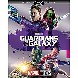Guardians of the Galaxy Blu-ray + Digital Copy 7745055552398P