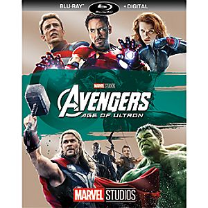 The Avengers: Age of Ulton Blu-ray + Digital Copy 7745055552399P