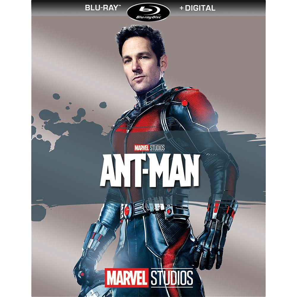 Ant-Man Blu-ray + Digital Copy Official shopDisney