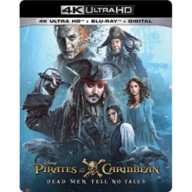 Pirates of the Caribbean: Dead Men Tell No Tales – 4K Ultra HD