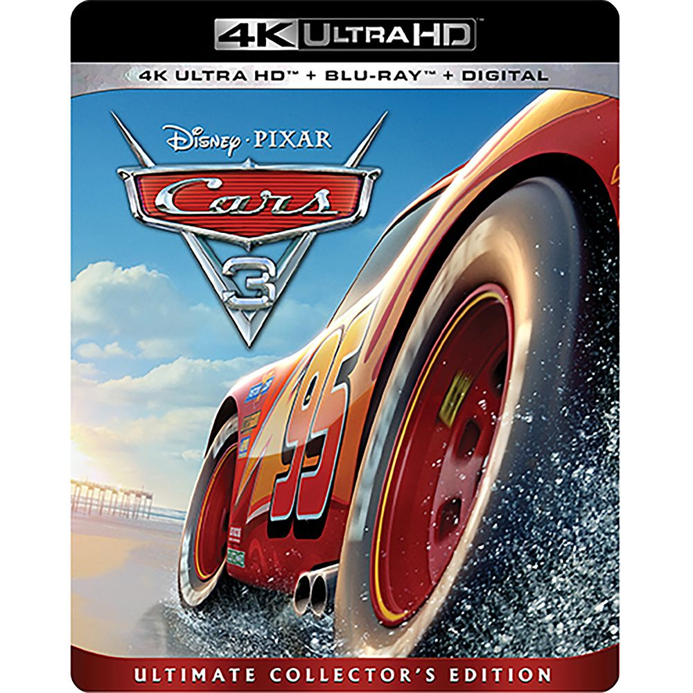 Cars 3 – 4K Ultra HD