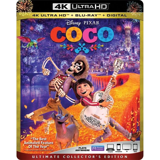 Coco – 4K Ultra HD