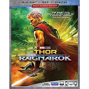 Thor: Ragnarok Blu-ray 2-Disc Combo Pack 7745055552634P