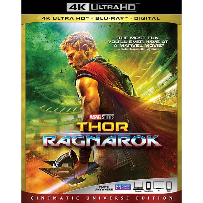 Thor: Ragnarok – 4K Ultra HD