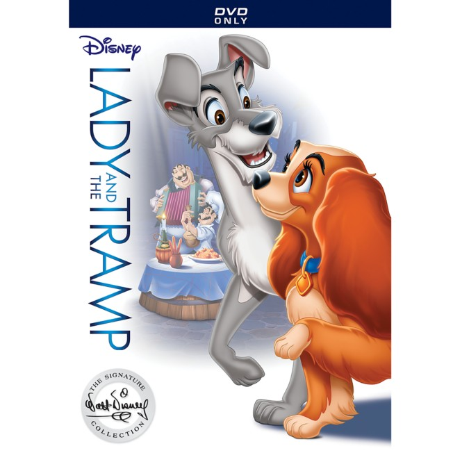 Lady and the Tramp DVD – Signature Collection