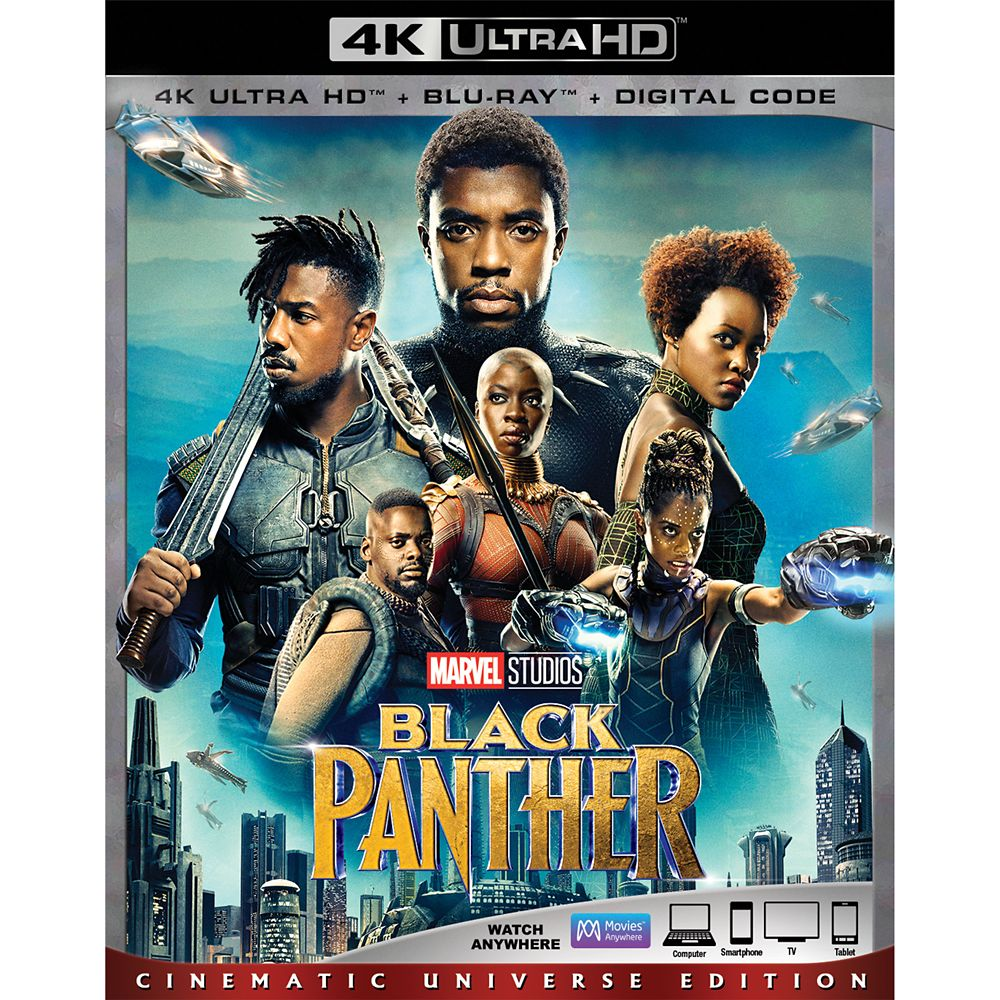 Black Panther – 4K Ultra HD