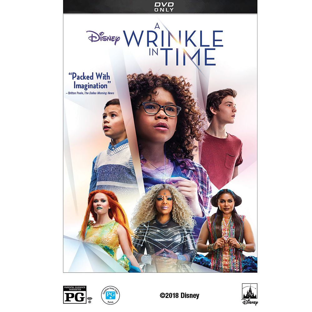 A Wrinkle in Time DVD Official shopDisney