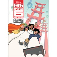 Big Hero 6: The Series – Back in Action! DVD