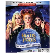 Hocus Pocus 25th Anniversary Blu-ray Combo Pack Multi-Screen Edition