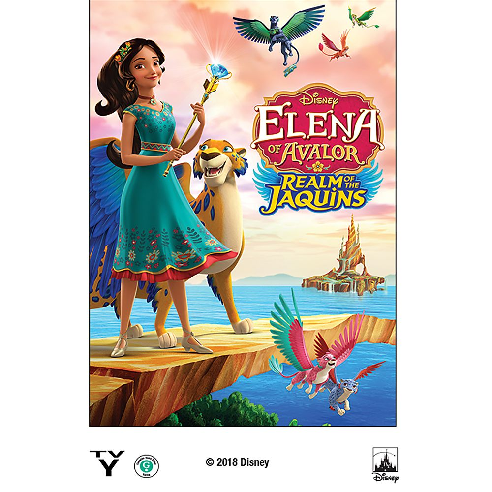 Elena of Avalor: Realm of the Jaquins DVD Official shopDisney