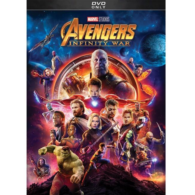 Marvel's Avengers: Infinity War DVD