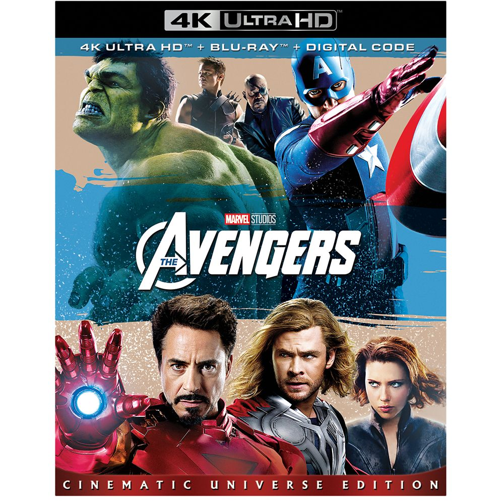 The Avengers 4K Ultra HD