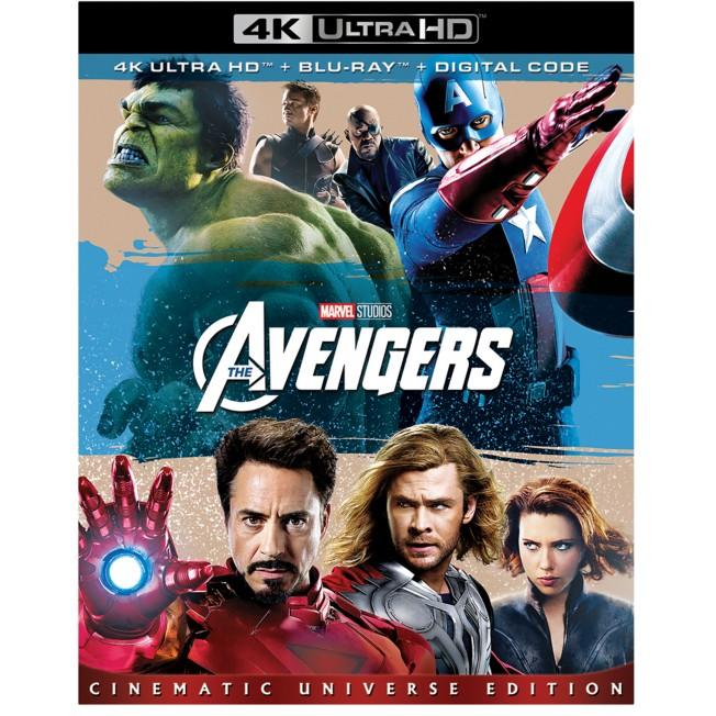 The Avengers 4K Ultra HD