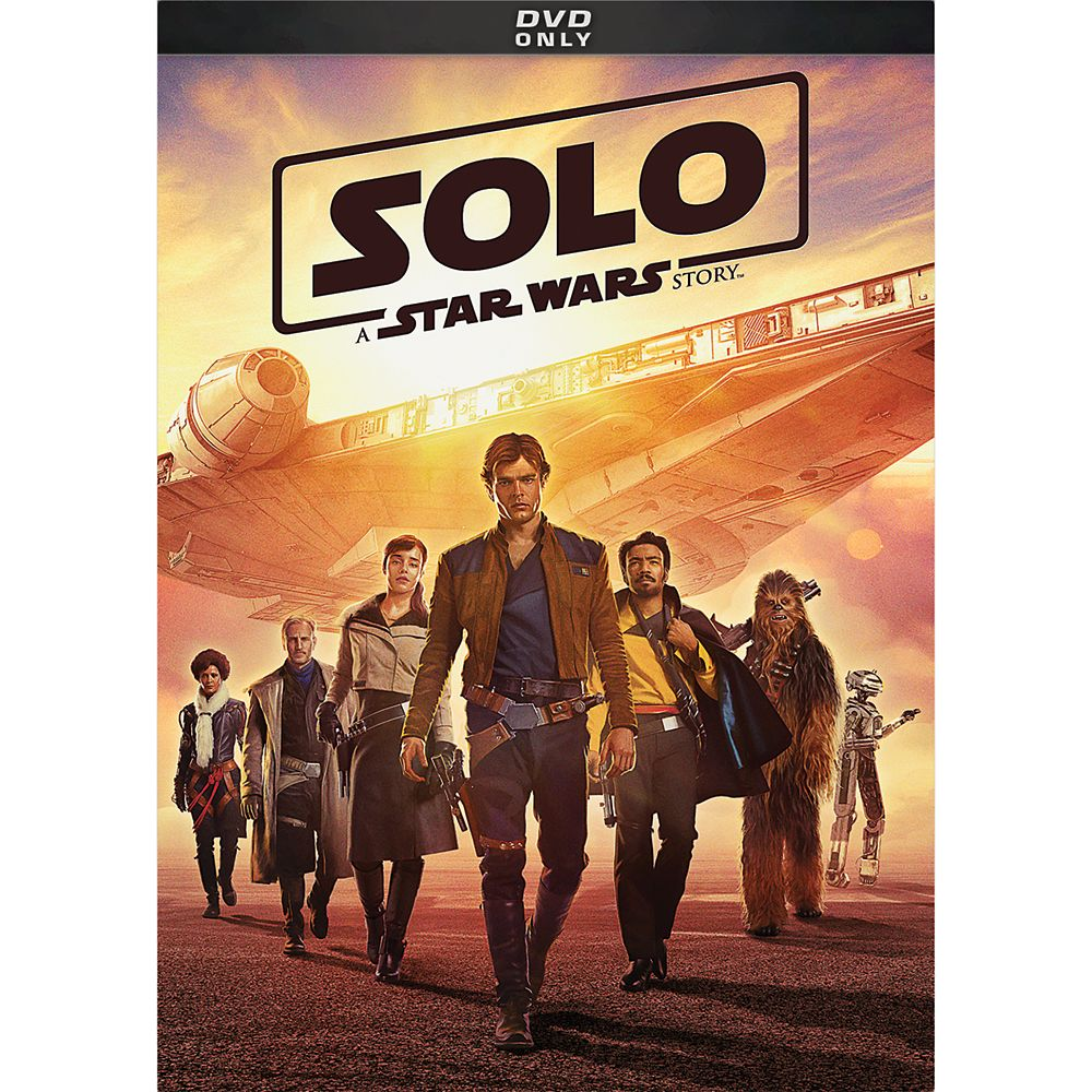 Solo: A Star Wars Story DVD Official shopDisney