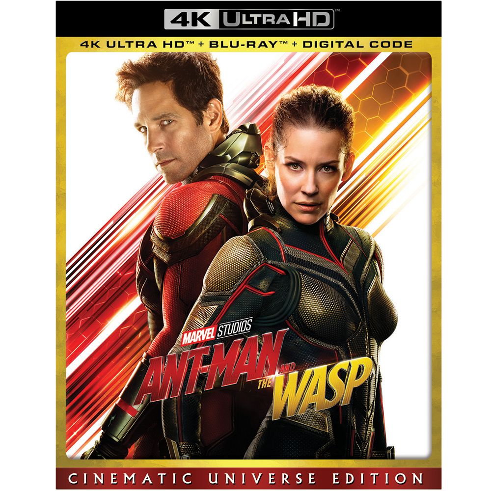 Ant-Man and The Wasp 4K Ultra HD Official shopDisney