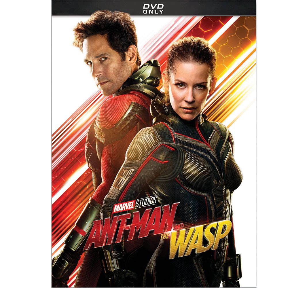 Ant-Man and The Wasp DVD Official shopDisney