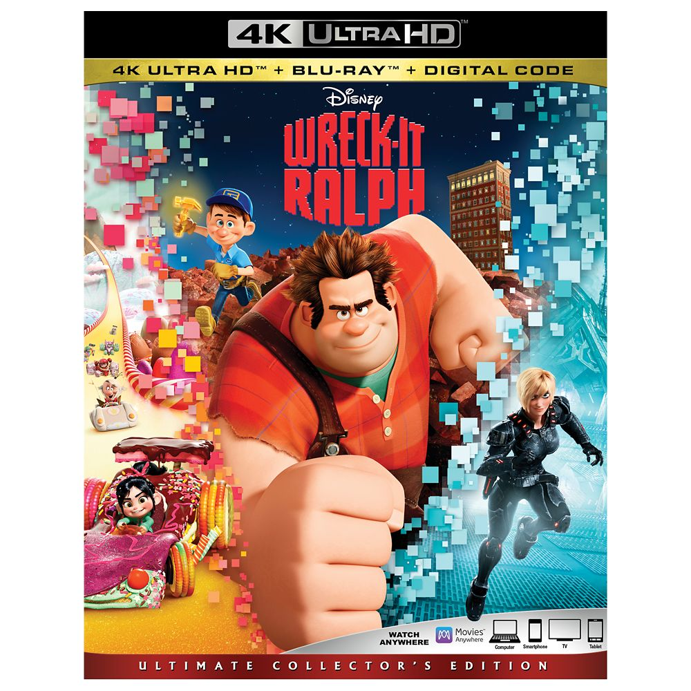 Wreck-It Ralph 4K Ultra HD