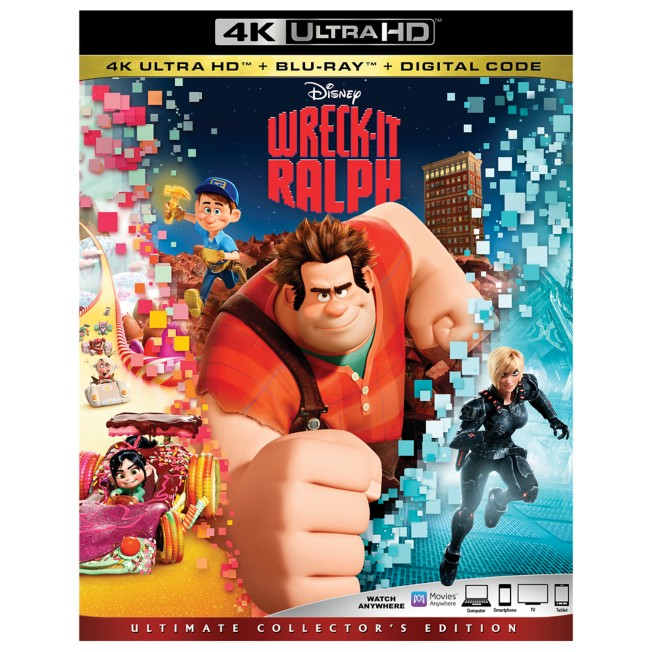 Wreck-It Ralph 4K Ultra HD