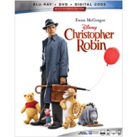 Christopher Robin Blu-ray Combo Pack Multi-Screen Edition