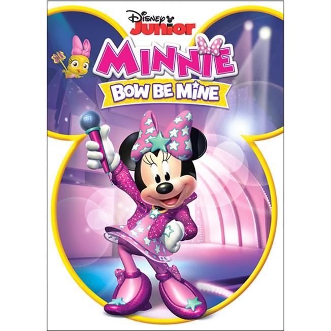Minnie's Happy Helpers: Bow Be Mine DVD
