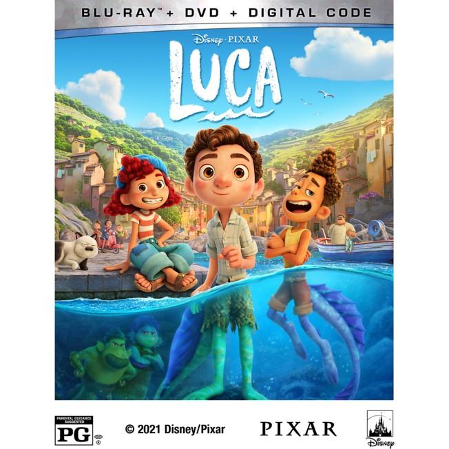 Luca Blu-ray Multi-Screen Edition