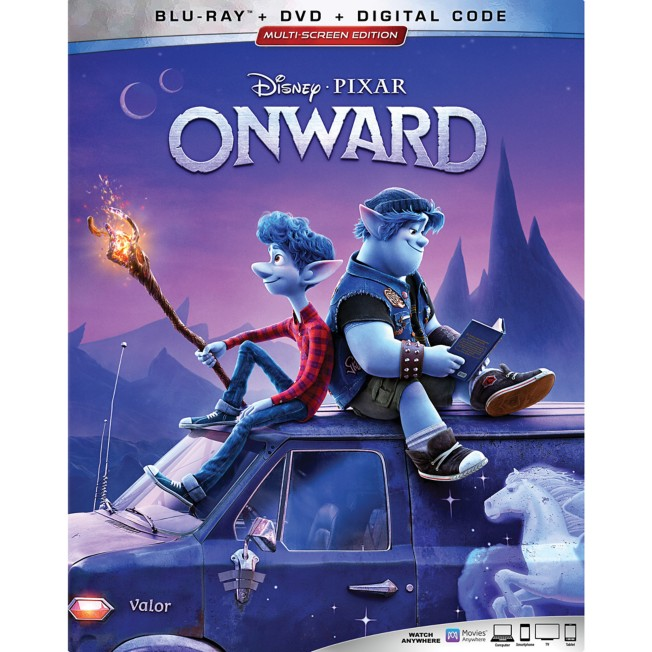 Onward Blu-ray Multi-Screen Edition
