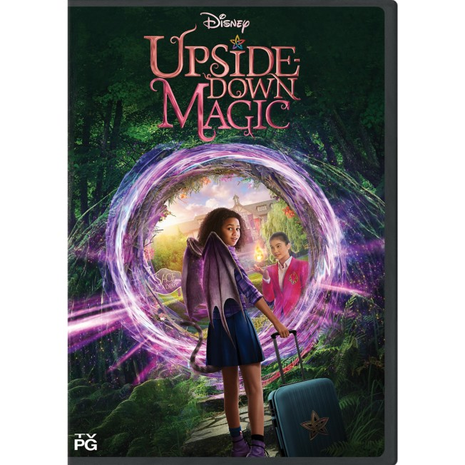 Upside-Down Magic DVD