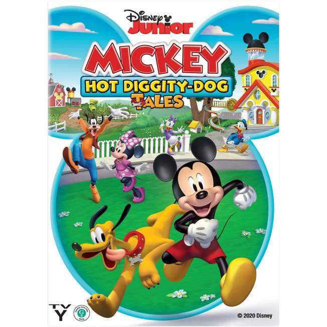 Disney Junior Mickey: Hot Diggity-Dog Tales DVD