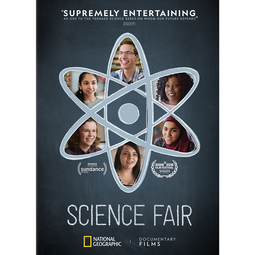 Science Fair DVD – National Geographic