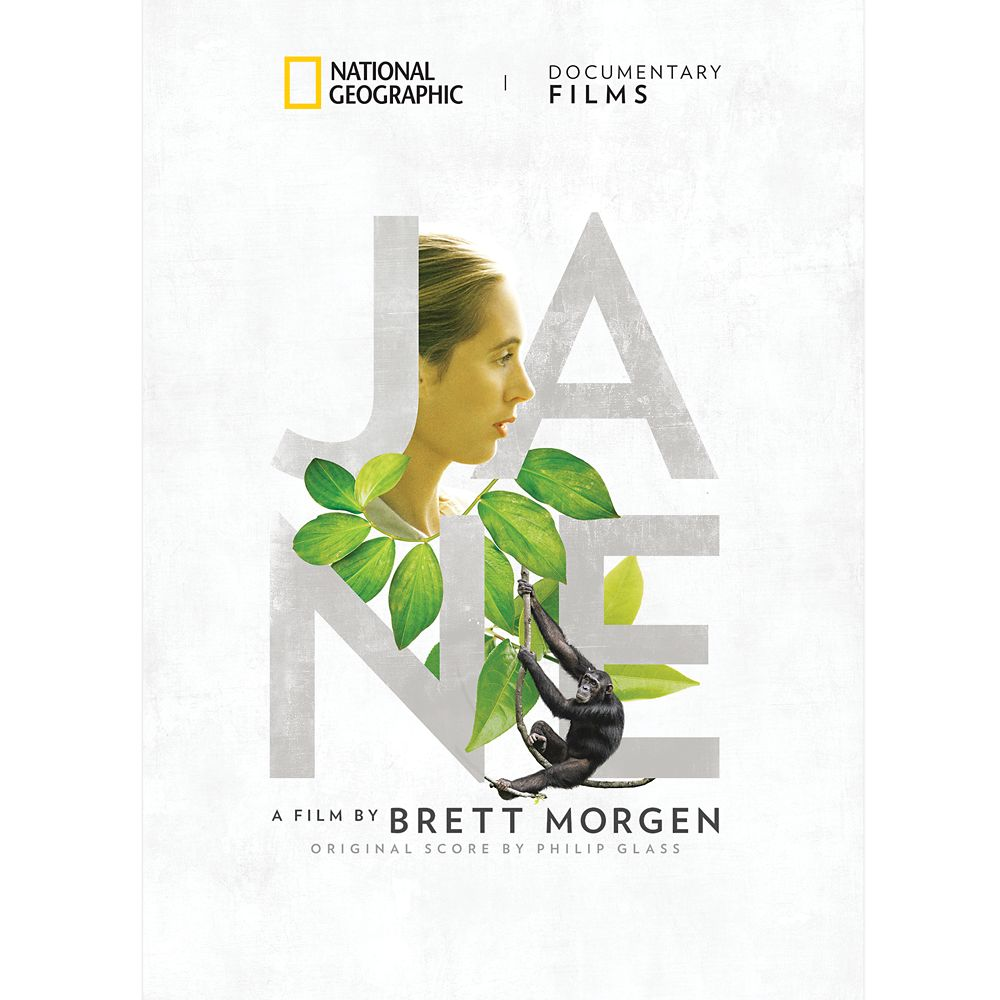 Jane DVD – National Geographic