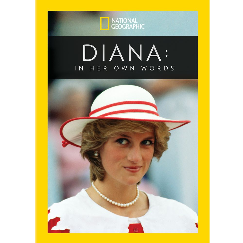 Diana: In Her Own Words DVD – National Geographic