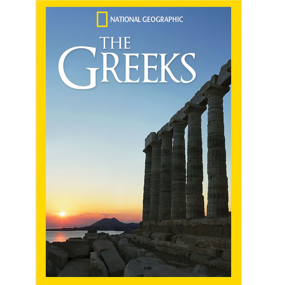 The Greeks DVD – National Geographic