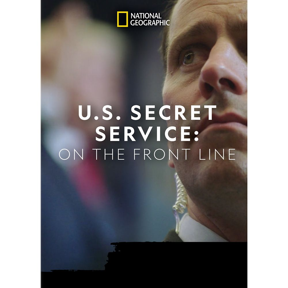 U.S. Secret Service: On the Front Line DVD – National Geographic