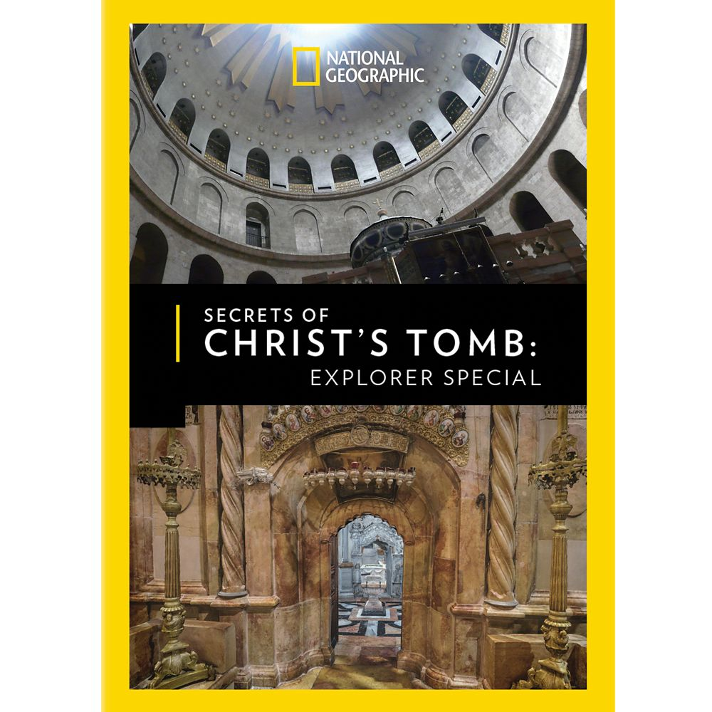 Secrets of Christ's Tomb: Explorer Special DVD – National Geographic