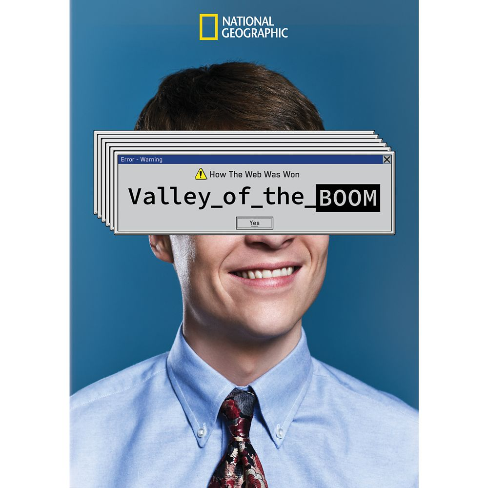 Valley of the Boom DVD – National Geographic