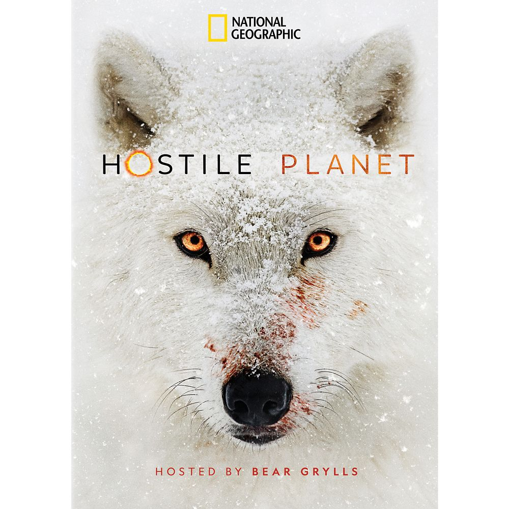 Hostile Planet DVD – National Geographic
