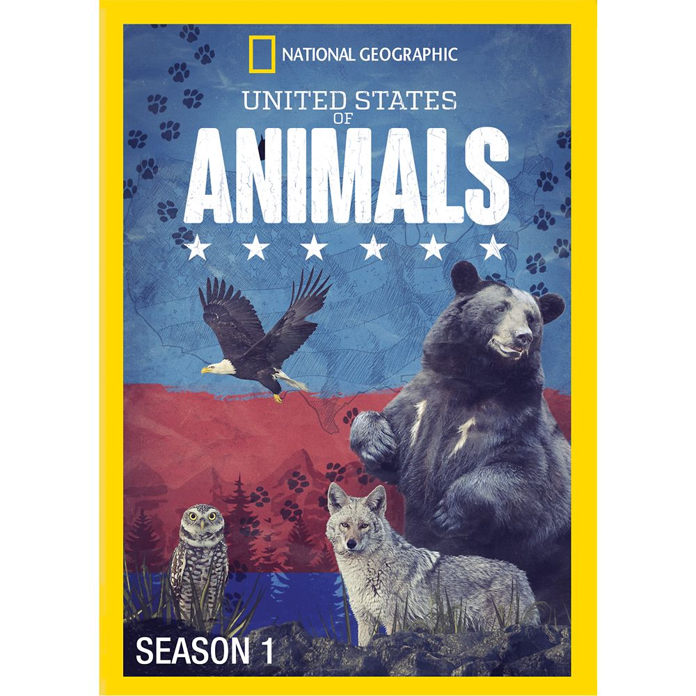 United States of Animals DVD – National Geographic