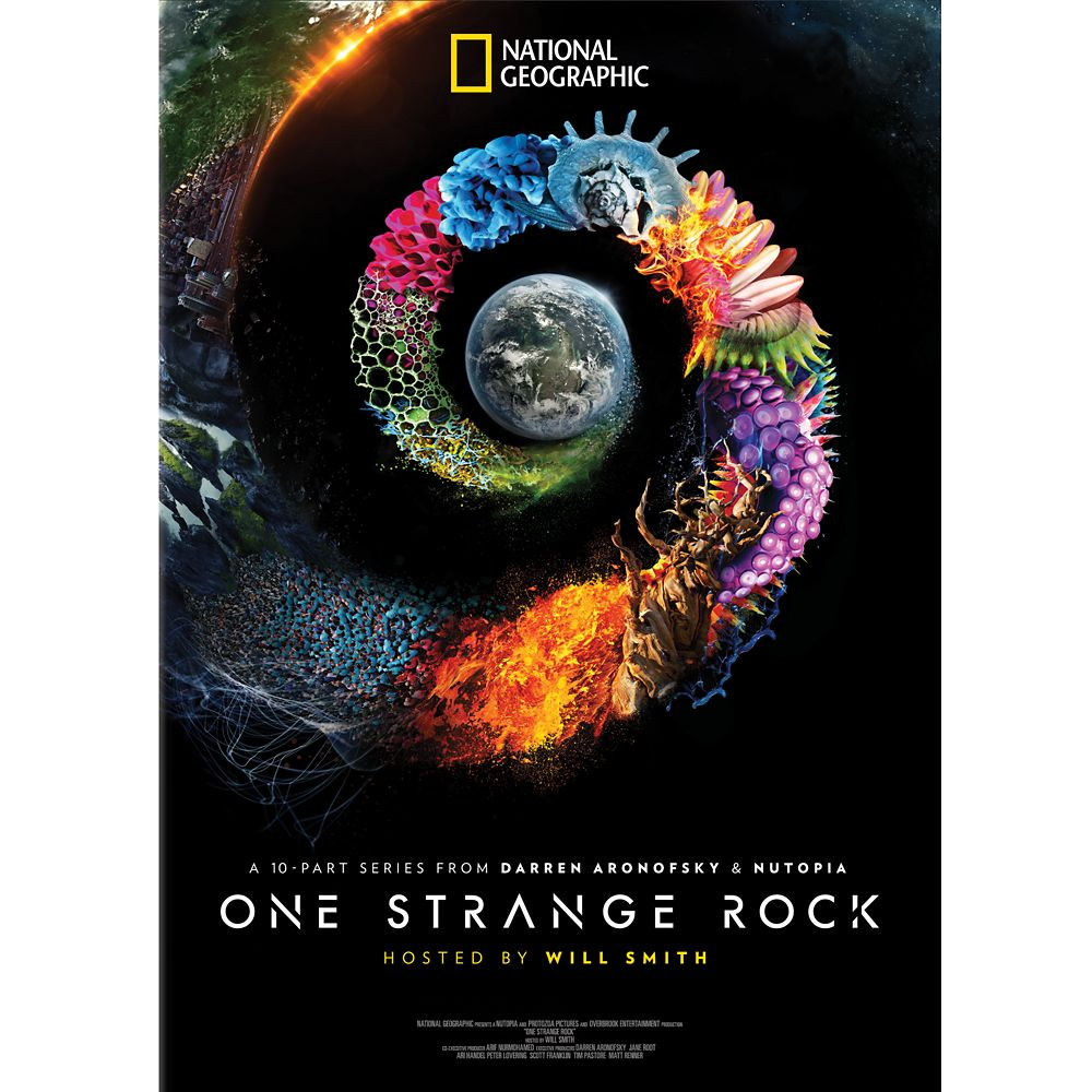 One Strange Rock DVD – National Geographic