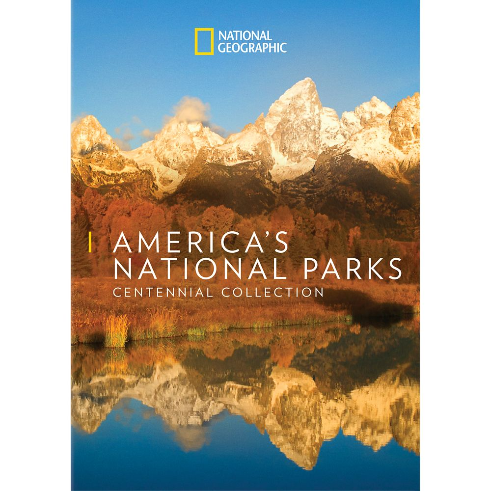 America's National Parks: Centennial Collection DVD – National Geographic