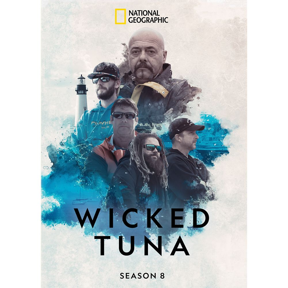 Wicked Tuna Season 8 DVD – National Geographic