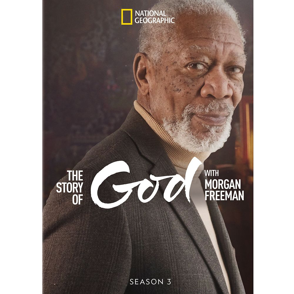 The Story of God Season 3 DVD – National Geographic