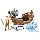 Pirates of the Caribbean: Dead Men Tell No Tales - Ghost Shark Attack Play Set