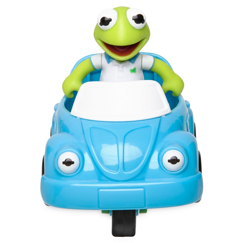 Kermit Trike & Car – Muppet Babies